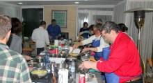ayudantes de cocina